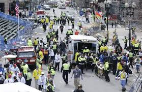 Boston Marathon Exposion